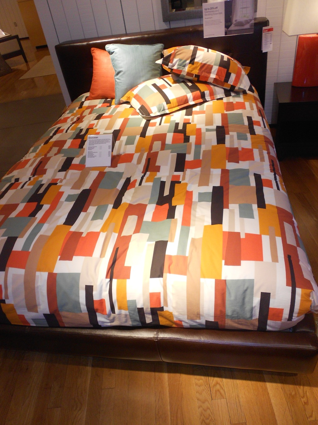 mid century inspired bedding for today s modern life a On mid century modern bed linens