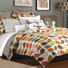 Mid Century Inspired Bedding For Today S Modern Life A