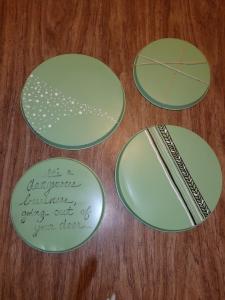 circle magnet board (20)